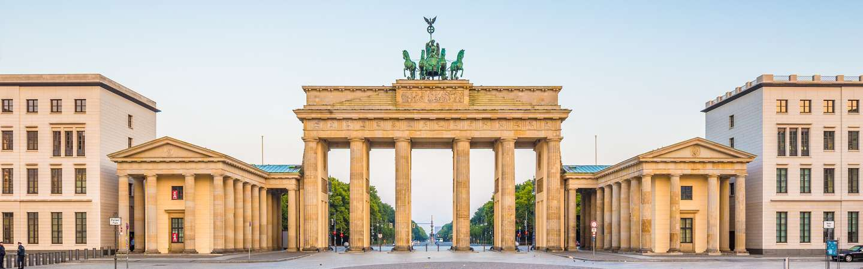 Berlin Reiseziel Brandenburger Tor